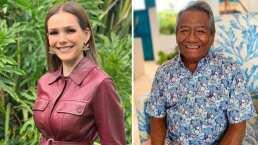 Kika Edgar conmueve en redes al interpretar 'Esta tarde vi llover' de Armando Manzanero