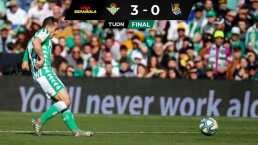 Andrés Guardado asiste y Betis triunfa en debut de Guido Rodríguez