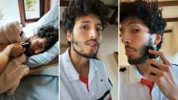 Baby Face: A Sebastián Yatra le mocharon un cacho de barba y tuvo que afeitarse todo