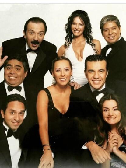 'La hora pico' fue un programa de comedia transmitido entre septiembre del 2000 y septiembre de 2007. De este salieron grandes comediantes como Consuelo Duval, Miguel Galván (Q.E.P.D.), Adrián Uribe y Lorena de la Garza.