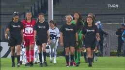 Pumas y América se solidarizan con el Día Internacional de la Mujer