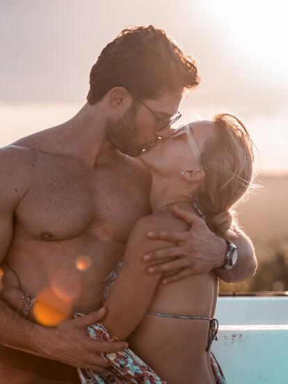 Sin duda, una de nuestras parejas favoritas es la de Angelique Boyer y Sebastián Rulli.