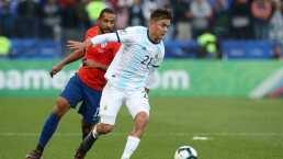 Sigue la mala racha de Dybala con la Selección Argentina