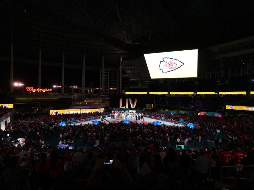 Super Bowl Opening Night presented by BOLT24