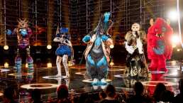 Marciano, Monstruo, Gato, Lechuza y Cebra cantan juntos por primera vez en ¿Quién es la Máscara?