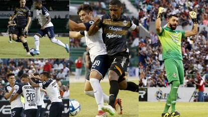 Con goles de Leonel Vangioni y César Montes el Monterrey remonta y se lleva los tres puntos de visita.
