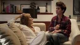 Fran se reencuentra con su psicóloga: Montserrat Oliver regresa a '40 Y 20'