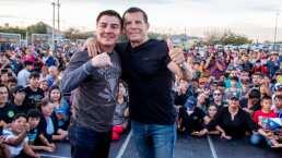 Julio César Chávez y Jorge 'Travieso' Arce vuelven al ring hoy