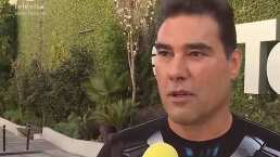 Eduardo Yáñez se siente identificado con 'Batman'