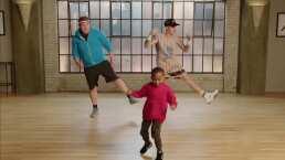 Niños enseñan a bailar a Justin Bieber con increíbles coreografías
