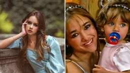 Hace casi 20 años, Azul Guaita salió como la hija de Sherlyn en 'Clase 406' y seguro no lo recordabas