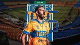 Gignac se convirtió hace un año en el máximo goleador de Tigres