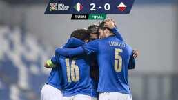 Italia depende de sí misma para pasar a semifinales