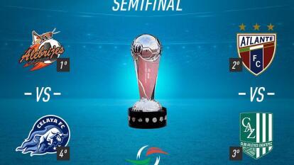 Cuatro equipo son los que disputarán el campeonato rumbo a Primera División.