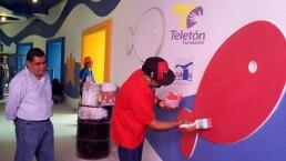 Esteban Loaiza hace gran labor en CRIT Baja California