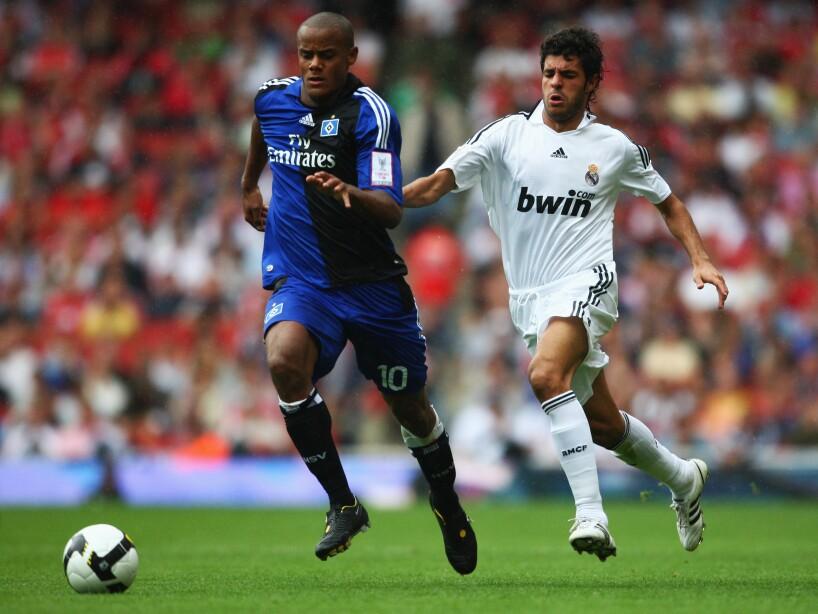 SV Hamburg v Real Madrid - Emirates Cup
