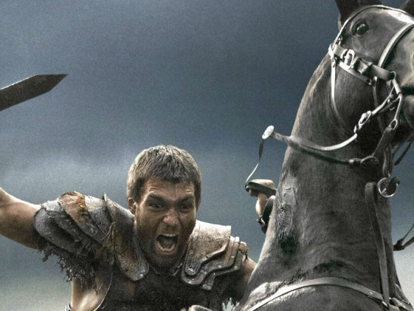 En 2014 apareció en la película Hercules 3D, donde interpretará a Sotiris, un comandante militar de Kellan Lutz.