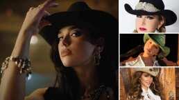 Ángela Aguilar y otras cantantes del regional mexicano que 'inspiraron' a Dua Lipa en 'Love Again'