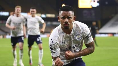 Los Wolves no pueden con el Manchester City