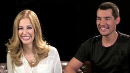 VIDEO: ¿Qué tanto se conocen Rutila y Rivero en la vida real?