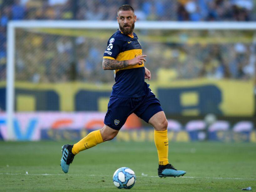 Boca Juniors v Union - Superliga 2019/20