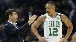 Coach de los Boston Celtics apoya activismo de sus jugadores