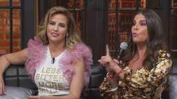 Vielka Valenzuela admite que se distanció de Raquel Bigorra