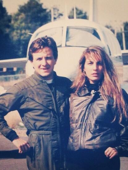 El 6 de noviembre de 2003, mientras cenaba con su esposa, la actriz y cantante Carina Ricco, y el matrimonio conformado por Sergio Arau y Yareli Arizmendi en la ciudad de Los Ángeles, California, Eduardo Palomo sufrió un Infarto agudo de miocardio que le causó la muerte de manera instantánea.