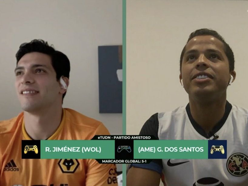 eAmistosos, Wolves vs América, 5.png