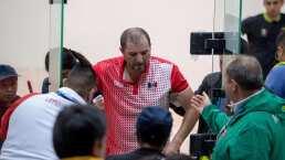 Álvaro Beltrán habló tras su heroica final en la que jugó lesionado