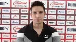 Jesús Molina compara mala racha de Chivas con Barcelona y Real Madrid
