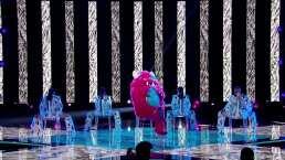 """Monstruo canta """"Falsas esperanzas"""" en el penúltimo episodio de ¿Quién es la Máscara?"""