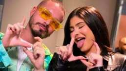 Kylie Jenner perrea 'Con Altura' de Rosalía y J Balvin