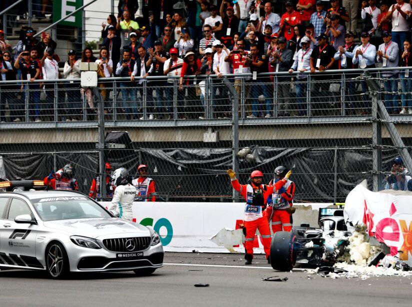 F1 Grand Prix of Mexico - Qualifying