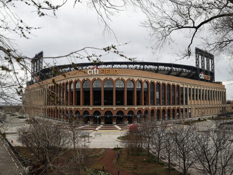 Virus Outbreak MLB Empty Ballparks
