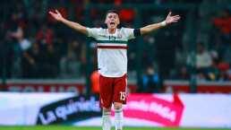 Héctor Moreno no quita la mira de la selección mexicana