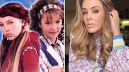 A casi 20 años de 'Cómplices al Rescate', Jacky Bracamontes revive su actuación en la telenovela infantil