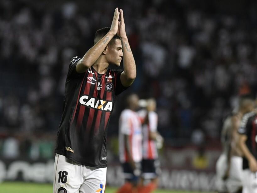 Junior v Atletico Paranaense - Copa Sudamericana 2018