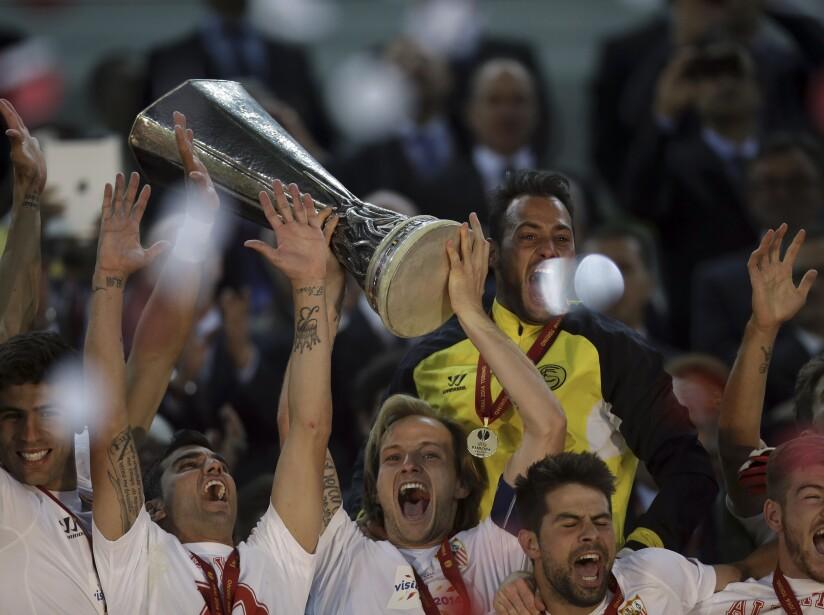 Italy Soccer Europa League Final