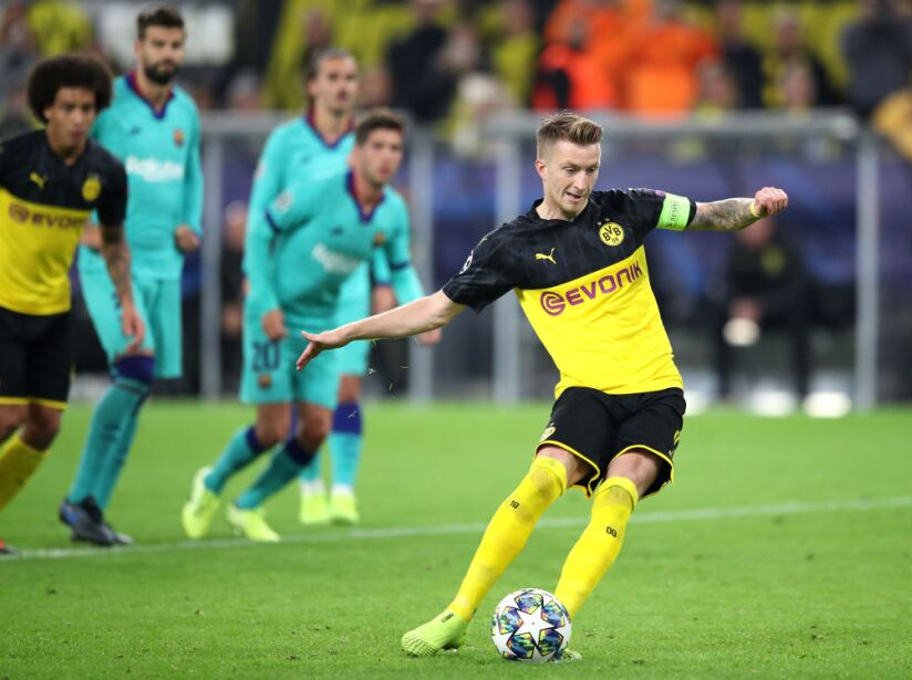 Borussia Dortmund v FC Barcelona: Group F - UEFA Champions League