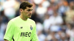 """Conceisao sobre Casillas: """"Iker es un guerrero y quiere seguir"""""""