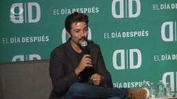 Diego Luna presenta la plataforma 'El día después' a favor de México