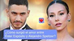 ¿Cómo surgió el amor entre Ester Expósito y Alejandro Speitzer?