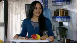 C8: Luciana entra a trabajar con los Torreslanda