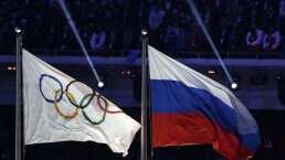 Rusia, excluida de los Olímpicos de Tokio y del Mundial de fútbol