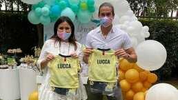 Mariana Echeverria revela que fue un pleito con su esposo elegir el nombre de su bebé