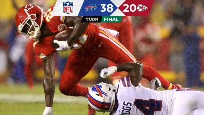 ¡Juegazo! Bills supera a Kansas City Chiefs en su casa