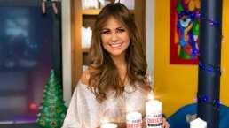"""""""Lúzete"""": Velas decoradas con adornos navideños para llenar de alegría el hogar"""