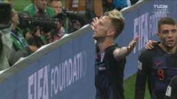 Futbol Retro | ¡Qué recuerdos! Croacia no tuvo piedad con Argentina