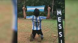 ¡Asombroso! El Lio Messi de la India